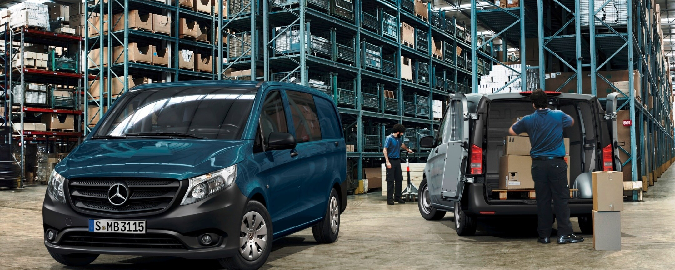 Drive forth this Ramadan with the Vito Tourer
